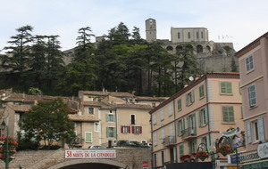 Quelques photos de la ville de Sisteron